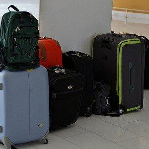 Z czego są wykonane walizki ?