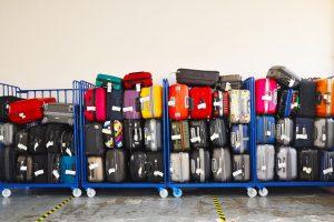 Ile może ważyć bagaż do samolotu